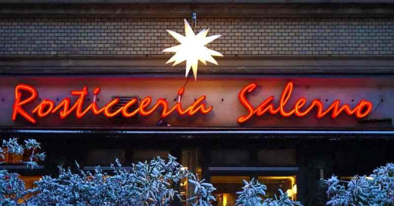 Restaurant Salerno Heidelberg - 30 Jahre Jubiläum