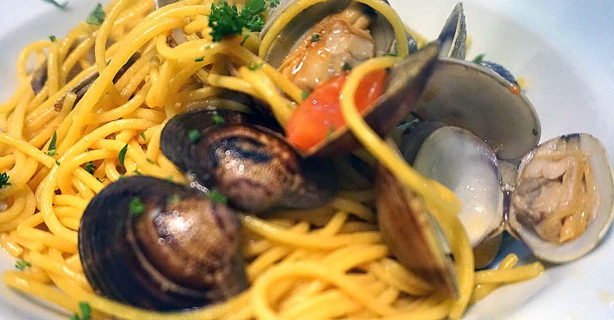 Restaurant Salernos Heidelberg - Glutenfreie Pasta