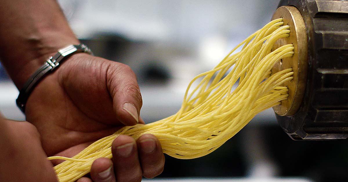 Restaurant Salerno Heidelberg - handgemachte & hausgemachte Pasta